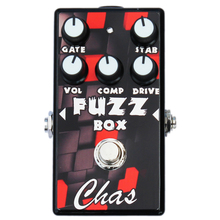 Chas Fuzz Box 2015