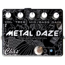 Chas Metal Daze