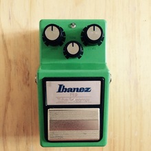 Ibanez TS9 TUBESCREAMER made in Japan (обмен t.c. electronic flashb)