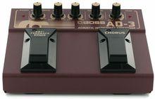 Процессор для акустической гитары BOSS AD-3