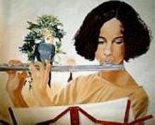Для игры на флейте-сборник нот популярной музыки с фонограммами