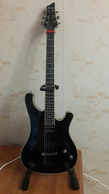 Schecter blackjack 006