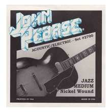 John Pearse 2700 Jazz Medium