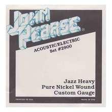 John Pearse 2900 Jazz Heavy