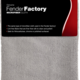 Fender - Genuine Factory Microfiber Cloth