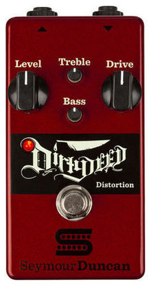 Seymour Duncan - Dirty Deed Distortion Pedal