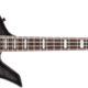 Jackson - Js3 Kelly Bird Iv Bass Rw Trans Black Бас-гитара