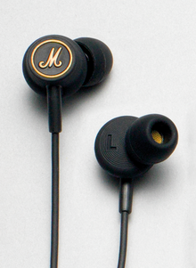 Marshall - Mode Eq Headphones Black&Gold