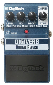 Digitech - Xdv Digi Verb