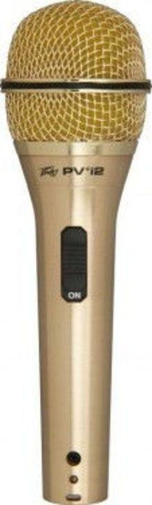 Peavey - Pvi2 Gold Xlr-Jk Microphone