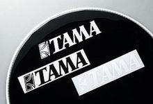Tama наклейка на пластик