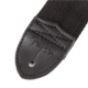 Fender - Poly Strap.Grey 2' Black/Pewter Logo