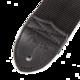 Fender - Poly Strap.Grey 2' Black/Pewter Logo
