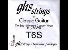 Ghs Strings - T6S