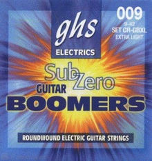 Ghs Strings - Sub-Zero Boomers Cr-Gbxl