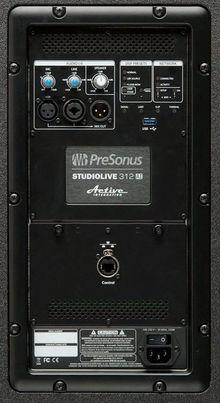 Presonus - Studiolive 312Ai