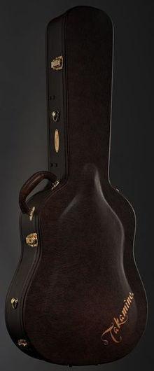 Takamine - Ef341Sc Электроакустическая гитара