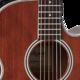 Takamine - Ef261 Small Body Электроакустическая гитара