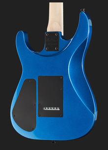 Jackson - Js11 Dinky Metallic Blue Электрогитара