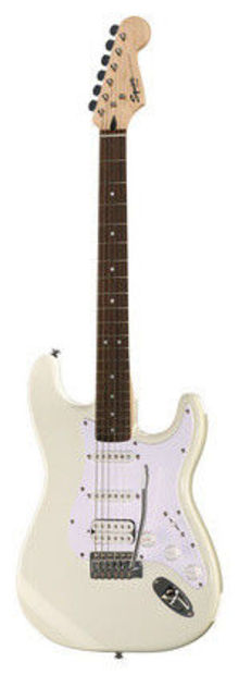 Squier By Fender - Bullet Stratocaster Hss Awt Электрогитара