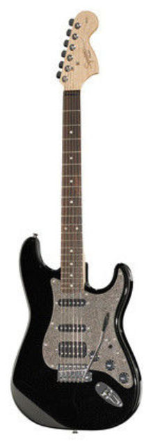 Squier By Fender - Affinity Fat Stratocaster Rw Mblk
