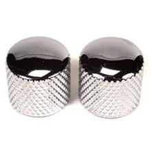 Peavey - Guitar Dome Knobs Chrome