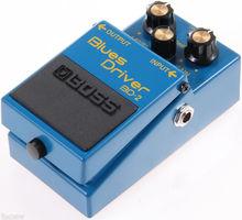 Педаль эффектов Boss Bd-2 Blues Driver