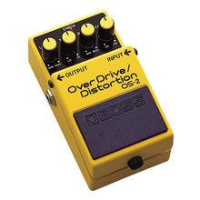 Педаль эффектов Boss Os-2 OverDrive/Distortion
