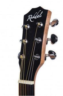 Акустическая гитара Rockdale Sdn-Sb Dreadnought
