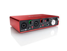 Аудиоинтерфейс Focusrite Scarlett 2I4 New