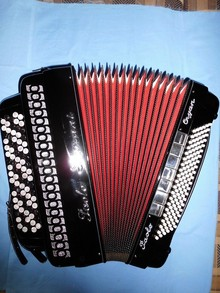 Paolo Soprani Organ 2006 Чёрный