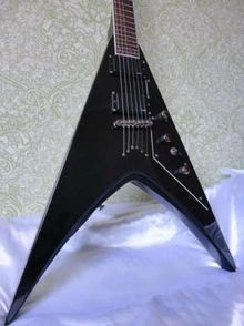 ESP LTD V200 2009 Black