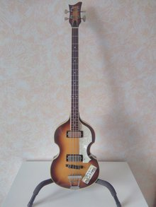 Greco VB-500 1983 Sunburst