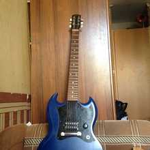 Gibson Melody Maker Limited 2012 Синий