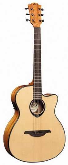 LAG  Электроакустическая гитара LAG T66ACE