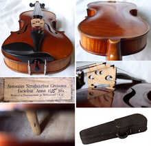 Antonius Stradivarius Страдивариус