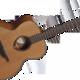 Гитара акустическая Lag Tramontane T200J