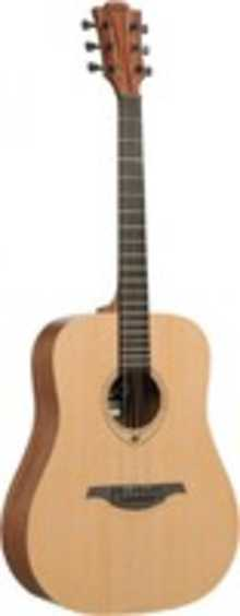 Гитара акустическая Lag Tramontane T44D-PACK