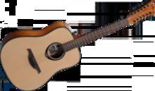 Гитара акустическая Lag Tramontane T66D12