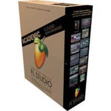 Программное обеспечение FL-Studio Fruity Edition v.12