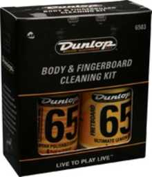DUNLOP 6503 Body and Fingerboard Cleaning Набор по уходу за декой гитары