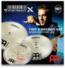 MEINL GX-ТВ14/17/18 Generation X Tom's Becken Set - комплект