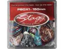 Медиатор нейлоновый STAGG PBOX15