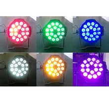 Прожектор Заливка Led Par 18X12W 6IN1 RGBWA+UV