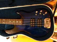 G&L L2000 2004 Синий