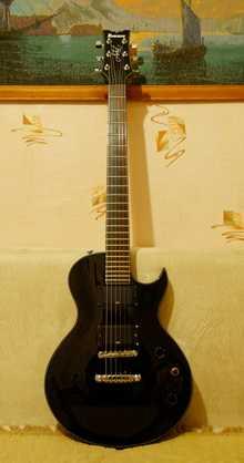 Ibanez ARZ300 black 2013 black