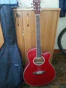 Homage lf-401c-r  красный