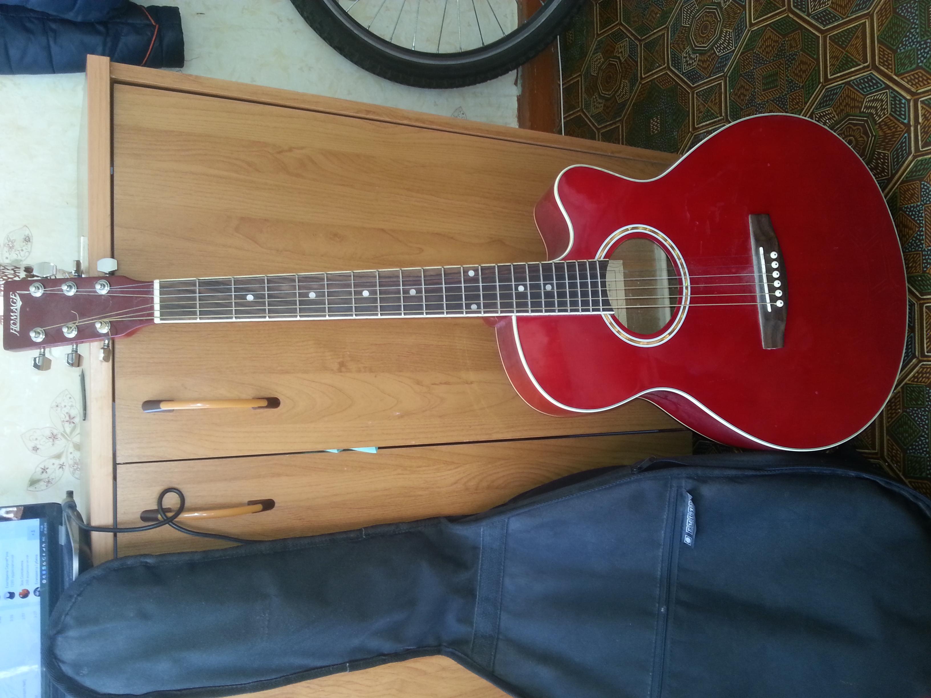 Кто может подарить гитару