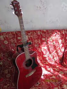 Hohner HW 440 G-TWR 1981 красная