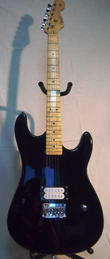 Fender Fat Stratocaster  Black
